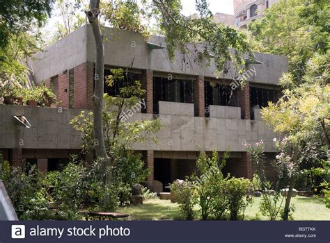 buy a house in ahmedabad sarabhai house ahmedabad india le corbusier stock photo royalty free image