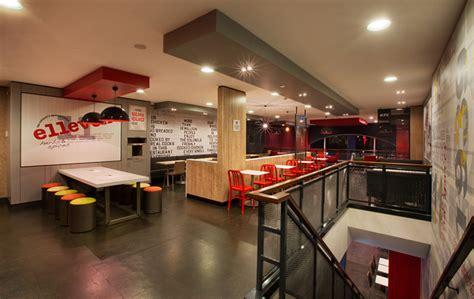 restaurant concept design kfc restaurant by cbte architecture turkey 187 retail