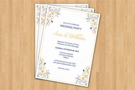 indesign template wedding invitation passport wedding invitation template indesign 187 designtube
