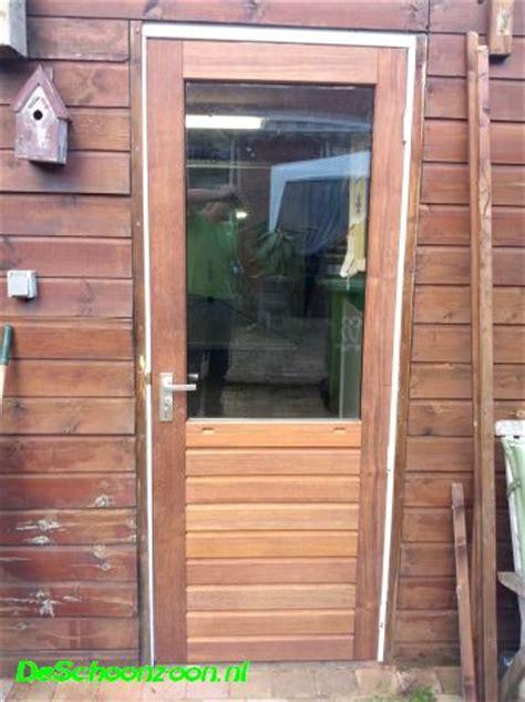 schuur deur schuurdeur vervangen mdf lakken hoogglans