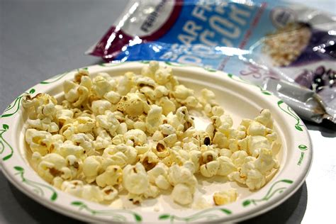 carbohydrates in popcorn sugar free and whey protein popcorn from feel free nutrition
