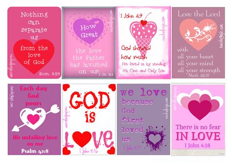 printable valentines cards christian valentines