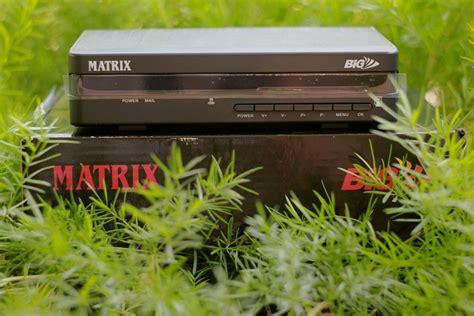 Harga Matrix Big Tv djadoel parabola
