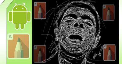 tutorial snapseed keren tutorial edit foto scribble art android sketchbook