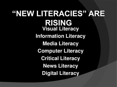 new media health literacy opportunities what a difference ten years can make possibilities for