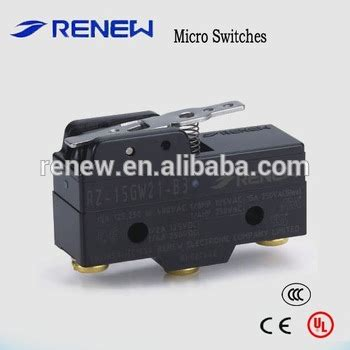 hinge switch electrical rz 15gw21 b3 hinge lever micro switch electrical