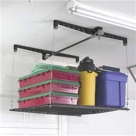 garage ceiling mounted storage 171 ceiling systems