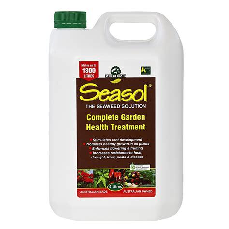 Barbecue Outdoor Kitchen - seasol 4l seaweed concentrate fertiliser ebay