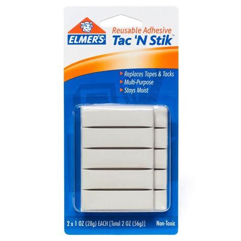 Pen Paper Scotch Mounting 110 3a elmer s tac n stik reusable adhesive