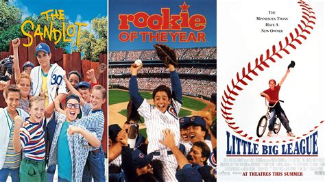film disney baseball the 10 best baseball movies of the 1990s ranked
