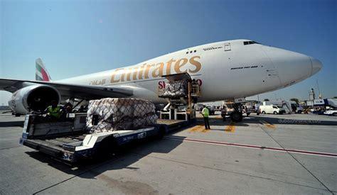 emirates cargo emirates skycargo vp bullish on growth