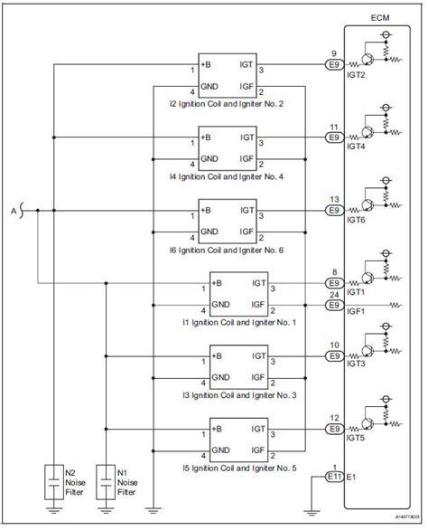 toyota igniter wiring diagram igniter free printable