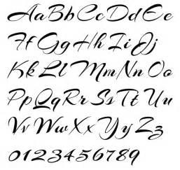 cursive writing alphabet arizonia alphabet exle