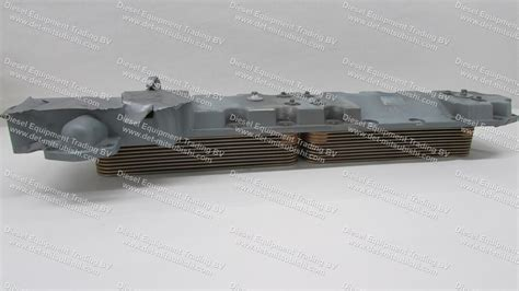 mitsubishi cooler mitsubishi s6r cooler 3753940072 used det mitsubishi