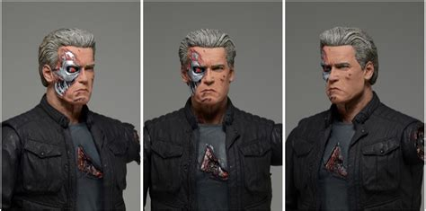 battle damaged guardian t 800 preview by neca the toyark