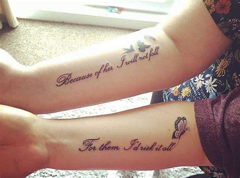 mother daughter quotes for tattoos 115 meaningful tattoos ideas 2018