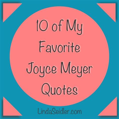 joyce quotes joyce meyer quotes of quotesgram