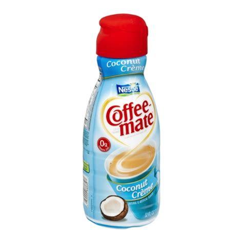 Coffee Mate Creamer coffee mate creamer coconut creme 32 oz dairy prestofresh grocery delivery