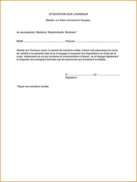 Exemple De Lettre Hebergement A Titre Gratuit 10 Attestation D H 233 Bergement Sur L Honneur Curriculum Vitae Etudiant