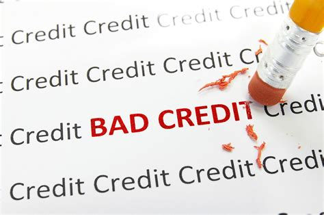 3 things with bad credit need to nextadvisor