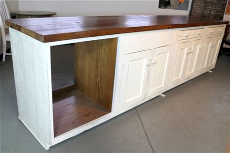 prefabricated kitchen island long modular kitchen island made for brooklyn loft