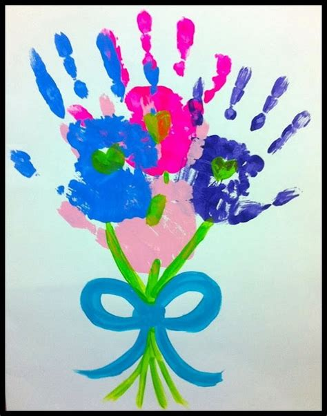 handprint craft 25 and beautiful handprint footprint crafts for your