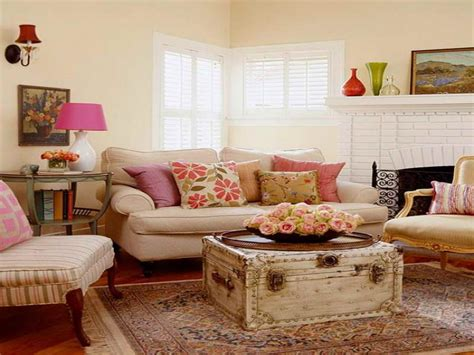 small country living room ideas bloombety small cottage decorating ideas with