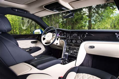bentley mulsanne custom interior 2017 bentley mulsanne drive review motor trend