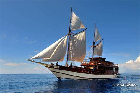 yacht di bali rental indonesian gulet 10 from the charter base bali in