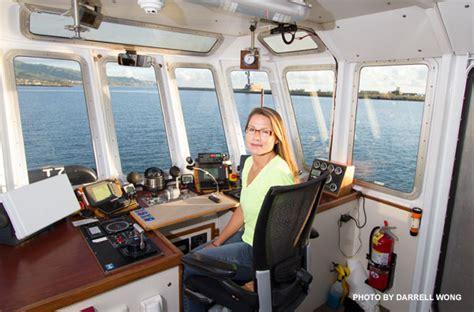 tug boat captain jobs tugboat captain maui hawaii maui magazine
