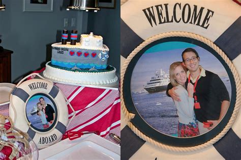 love boat theme love boat theme party cakes likes a party