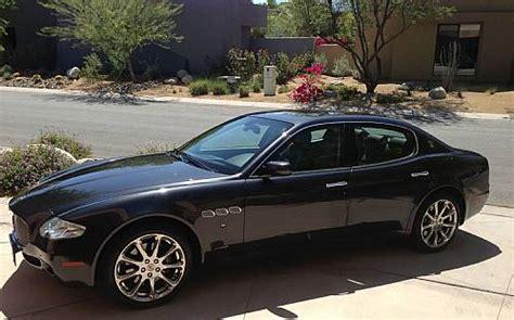 Maserati Extended Warranty by 2007 Maserati Quattroporte Executive Gt Extended Warranty