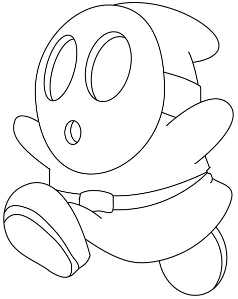 Free Coloring Pages Of Mario Kart Kooper Mario Kart 7 Coloring Pages