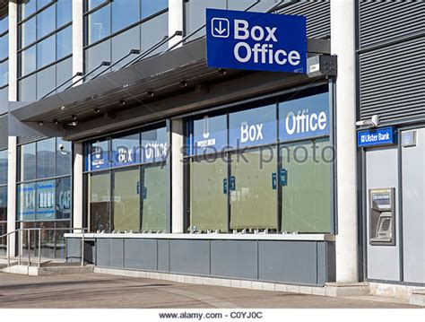Nationwide Arena Box Office by Cashmachine Stock Photos Cashmachine Stock Images Alamy
