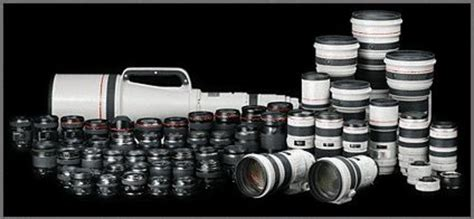 Which Canon Lenses Are Frame Compatible - canon eos 1ds ii slr review features accessories