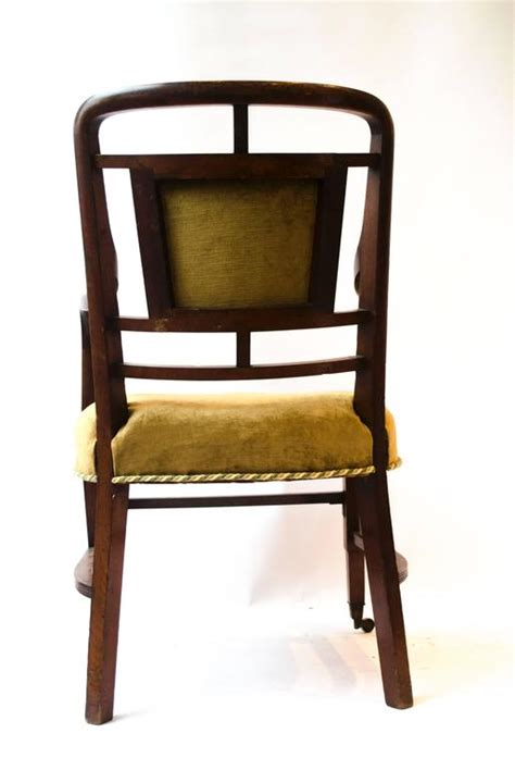 Japanese Armchair by Anglo Japanese Armchair E W Godwin For Sale At 1stdibs