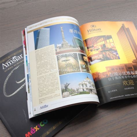 coffee table book company digital printing company business card booklets in shanghai