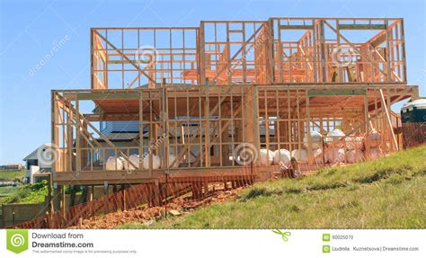 Wooden House Construction, Building Homes In New Zealand