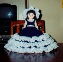 Bed doll pattern by ricochet 1950 crochet bed doll patterns free