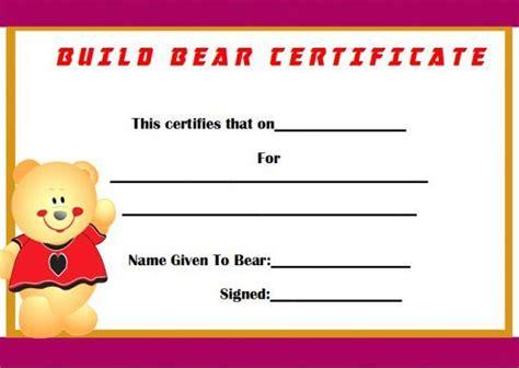 Build A Certificate Template
