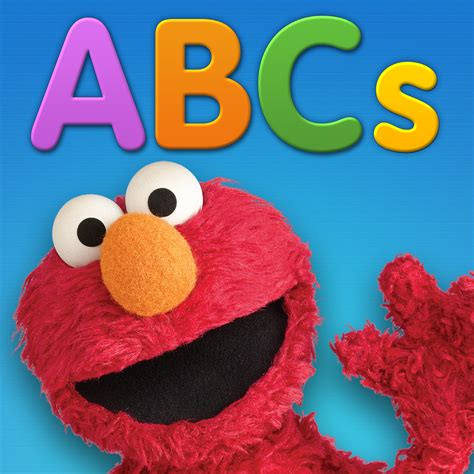 M Sesame Abcs elmo abcs for on the app store on itunes