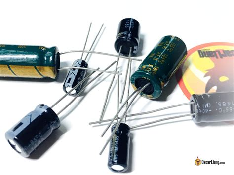 high voltage low esr capacitor capacitors for noise filtering in mini oscar liang