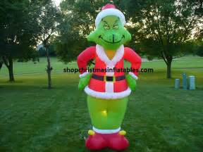 holiday holiday 7ft airblown inflatable animated 2016