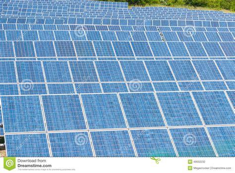 blue solar energy panels stock photo image of electricity