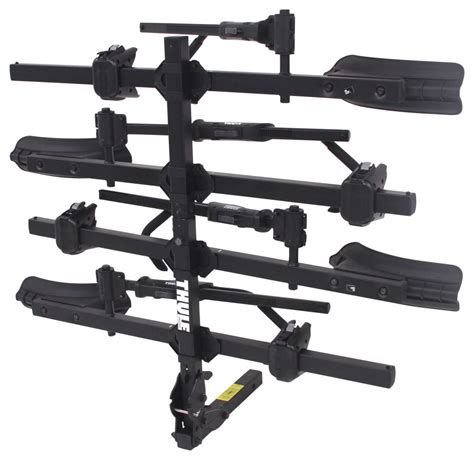 Thule 2 Bike Platform Hitch Rack by Thule T2 Classic 4 Bike Platform Rack 2 Quot Hitches