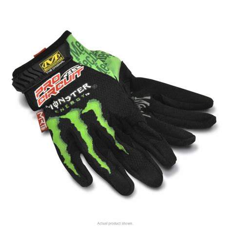 energy motocross gloves pro circuit mechanix wear gloves l