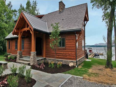 lakefront cabin plans small lakefront home plans joy studio design gallery