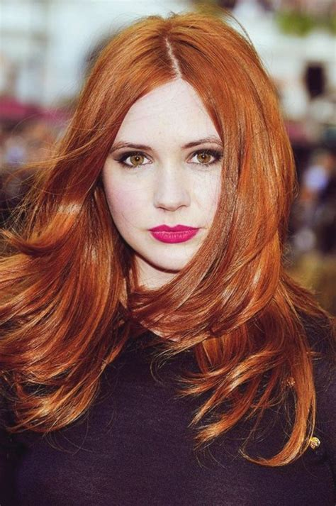 different shades of red for hair color 34725 best images about bellezas beauties on pinterest