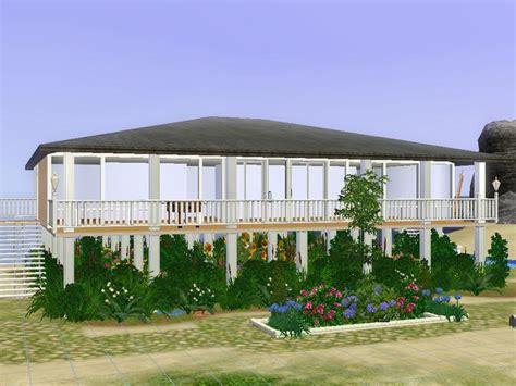 raised beach house hssbcf s raised beach house