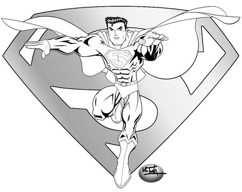 superman logo coloring pages awesome superman flash logo